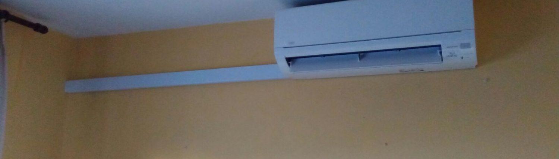 Climatización vivienda interior