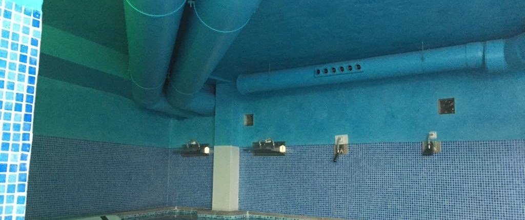Spa Hotel Norat climatización