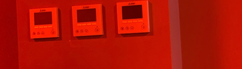 Climatización gimnasio